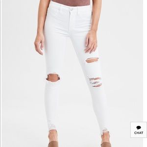 American Eagle NE(X)T Level High Waisted Jegging